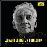Přední strana obalu CD The Leonard Bernstein Collection - Volume 1 - Part 2
