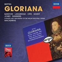 Josephine Barstow, Philip Langridge, Alan Opie, Yvonne Kenny, Della Jones – Britten: Gloriana