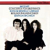 Katia Labeque, Marielle Labeque, Berliner Philharmoniker, Semyon Bychkov – Mozart: Piano Concertos Nos. 7 & 10