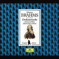 Přední strana obalu CD Brahms Edition: Orchestral Works