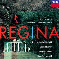 Přední strana obalu CD Blitzstein: Regina