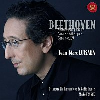 Jean-Marc Luisada – Beethoven - Concerto N°4, Sonates Op.13§109