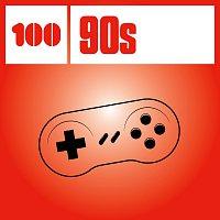 Přední strana obalu CD 100 90s