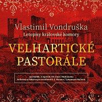 Jan Hyhlík – Velhartické pastorále - Letopisy královské komory (MP3-CD) MP3