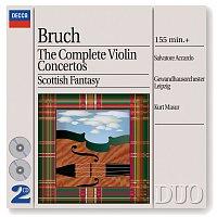 Salvatore Accardo, Gewandhausorchester Leipzig, Kurt Masur – Bruch: The Complete Violin Concertos [2 CDs] – CD