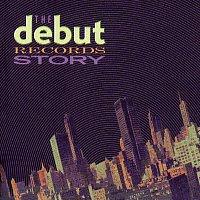 Přední strana obalu CD The Debut Records Story