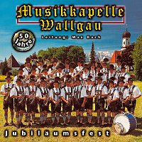 Musikkapelle Wallgau, Max Bach – Jubilaumsfest / 50 Jahre
