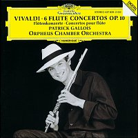 Patrick Gallois, Orpheus Chamber Orchestra – Vivaldi: 6 Flute Concertos Op.10