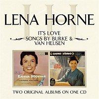 Lena Horne – It's Love/ Songs By Burke & Van Heusen
