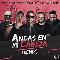 Přední strana obalu CD Andas En Mi Cabeza [Remix]