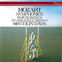 Sir Colin Davis, Staatskapelle Dresden – Mozart: Symphonies Nos. 28, 29 & 34