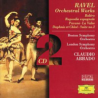 London Symphony Orchestra, Boston Symphony Orchestra, Claudio Abbado – Ravel: Orchestral Works