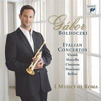 Gábor Boldoczki, Antonio Vivaldi – Italian Concertos