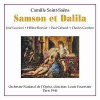 José Luccioni, Hélene Bouvier, Paul Cabanel, Charles Cambon, Henri Médus – Paperback Opera: Samson et Dalila   GA 1946