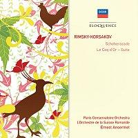 Paris Conservatoire Orchestra, L'Orchestre de la Suisse Romande, Ernest Ansermet – Rimsky-Korsakov: Scheherazade; Le Coq d'Or - Suite