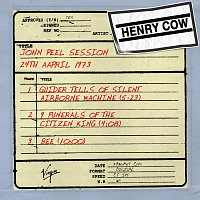 Henry Cow – John Peel Session (24th April 1973)