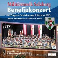 Militarmusik Salzburg – Benfizkonzert 2015