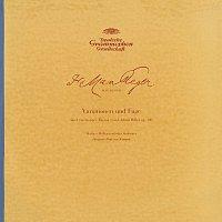 """Berliner Philharmoniker, Paul van Kempen – Reger: Hiller-Variations, Op.100 / Brahms: Academic Festival Overture, Op.80 / Berlioz: Overture """"Benvenuto Cellini"""", Op.23  / Rossini: Overture WilliamTell"""