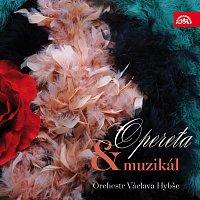 Václav Hybš se svým orchestrem – Opereta a muzikál CD