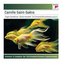 Eugene Ormandy – Saint-Saens: Organ Symphony; Bacchanale; Danse Macabre; Carnaval des Animaux