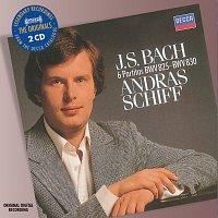 András Schiff – Bach, J.S.: 6 Partitas – CD