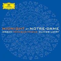Přední strana obalu CD Midnight at Notre-Dame
