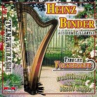 Heinz Binder – Tiroler Volksharfe traditionell und a bisserl anders