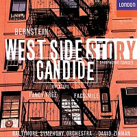Baltimore Symphony Orchestra, David Zinman – Bernstein: West Side Story Symphonic Dances; Facsimile; Fancy Free; Candide Overture