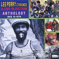 """Lee """"Scratch"""" Perry – A Live Injection: Anthology 1968-1979"""