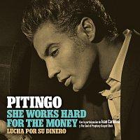 Přední strana obalu CD Lucha Por Su Dinero ( She Works Hard For The Money)