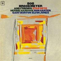 Přední strana obalu CD Bob Brookmeyer & Friends