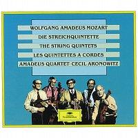 Cecil Aronowitz, Amadeus Quartet – Mozart: The String Quintets