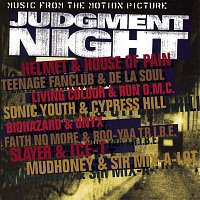 Various Artists.. – Judgement Night - Music From The Motion Picture