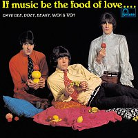 Přední strana obalu CD If Music Be The Food Of Love … Prepare For Indigestion