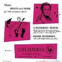 Gregor Piatigorsky, Frédéric Chopin, Ralph Berkowitz – Piatigorsky Plays Chopin, Schubert, Schumann & Fauré (Remastered)