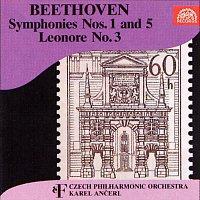 Česká filharmonie, Karel Ančerl – Symfonie č. 1 a č. 5, Leonora