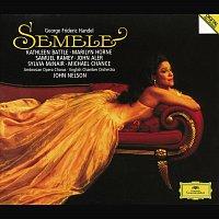 Přední strana obalu CD Handel: Semele