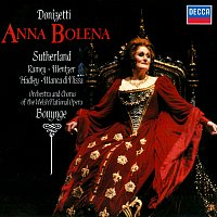Richard Bonynge, Dame Joan Sutherland, Jerry Hadley, Samuel Ramey, Susanne Mentzer – Donizetti: Anna Bolena