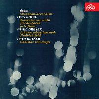 Pavel a Petr Drešerovi, Ivan Koval – Skladby pro akordeon (Scarlatti , Dvořáček, Fiala...)