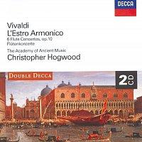 Stephen Preston, The Academy of Ancient Music, Christopher Hogwood – Vivaldi: L'Estro Armonico ; 6 Flute Concertos [2 CDs]
