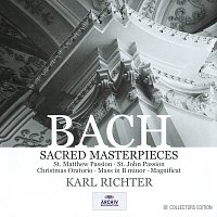 Munchener Bach-Orchester, Karl Richter – Bach, J.S.: Sacred Masterpieces [10 CD's]