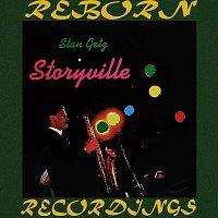 Přední strana obalu CD Stan Getz at Storyville, Vols. 1 And 2 (HD Remastered)