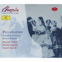 Martha Argerich, Maurizio Pollini, Anatol Ugorski – Chopin: Polonaises; Andante spianato;Minor Works