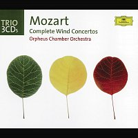 Orpheus Chamber Orchestra – Mozart: Complete Wind Concertos