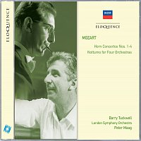 Barry Tuckwell, London Symphony Orchestra, Peter Maag – Mozart: Horn Concertos Nos.1-4; Notturno for Four Orchestras