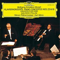 Maurizio Pollini, Wiener Philharmoniker, Karl Bohm – Mozart: Piano Concertos Nos. 23 & 19