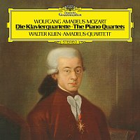 Amadeus Quartet, Walter Klien – Mozart: Piano Quartet No.1 In G Minor, K.478; Piano Quartet No.2 In E Flat, K.493
