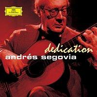 Andrés Segovia – Dedication
