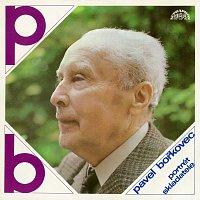 Přední strana obalu CD Portrét skladatele Pavla Bořkovce