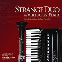 Alessio Vicario, Carmela Stefano – Strange Duo in virtuous flair